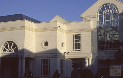The Podium Centre, Northgate Street, 1990