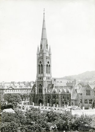 St. John's Roman Catholic Church c.1930s