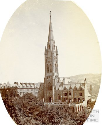St. John's Roman Catholic Church c.1870