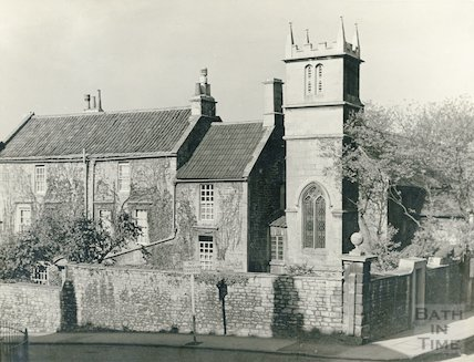 St Mary Magdelene Chapel and House, Holloway, c.1950s
