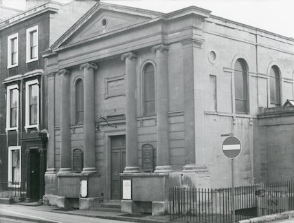 The New Church, Henry Street 1968