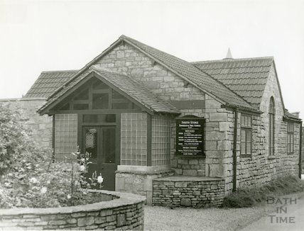 South Stoke Evangelical Church 1970