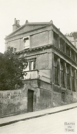 House of Barker Thomas - Doric House, Sion Hill, c.1930s