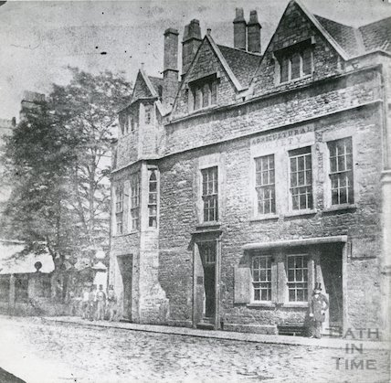 Abbey Church House, 1849