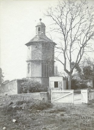 Dovecote, Widcombe Manor Farm c.1890
