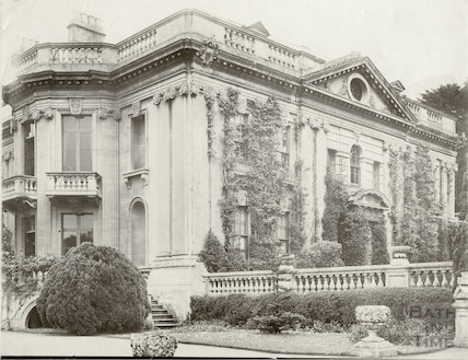South front, Widcombe Manor, Bath c.1903