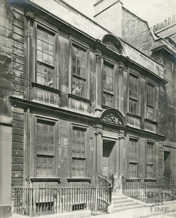 General Wolfe's House, 5, Trim Street, Bath c.1903