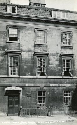 Horace Walpole's House, Chapel Court, Bath, c.1930