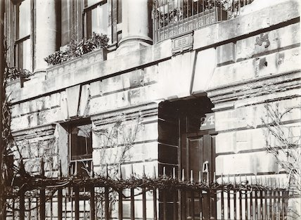 24, Queen Square, Bath c.1903