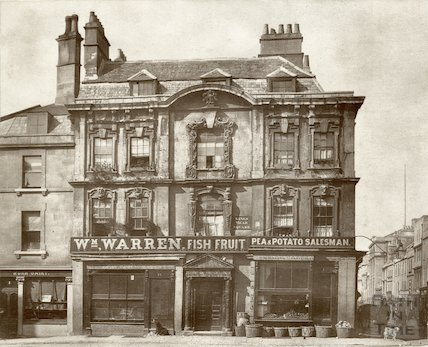 Rosewell House, Kingsmead Square c.1875 - 1900