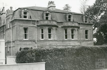Hillylands, Weston Park, Bath c.1960s