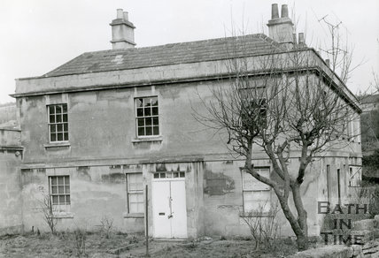 Spa House, Lower Swainswick, 7 March 1971