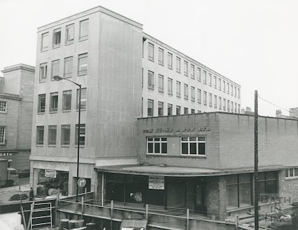 Northwick House, Henry Street (Ministry of Defence Building), November 1973