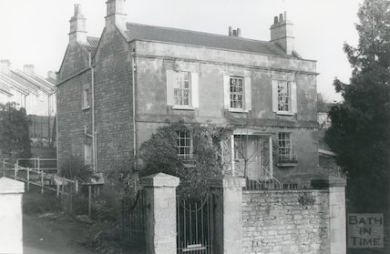 Lower Swainswick House, c.1982