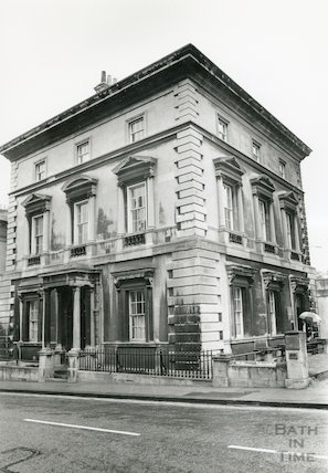 Registry Office, Charlotte Street (formerly Savings Bank), c.1992