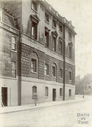 City Gaol, Grove Street c.1900