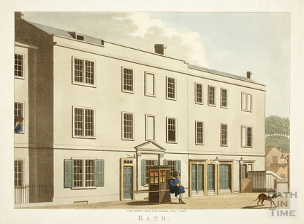 First Theatre Royal, Bath 1805