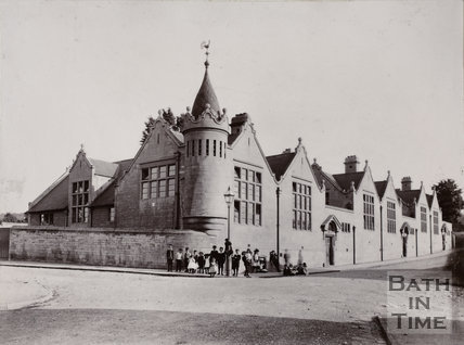 South Twerton Junior School, Bath c.1910
