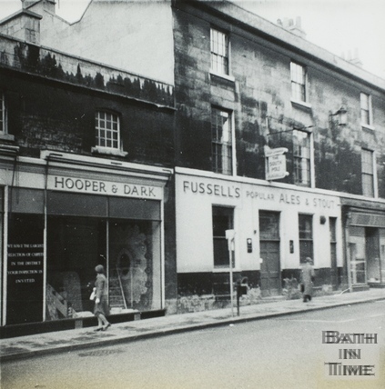 South Pole Inn, 1 & 2, Dorchester Street, Bath c.1950