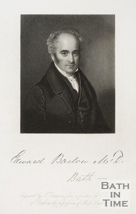 Edward Barlow MD, Bath