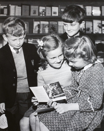 Children's Book Week, Bath 1964