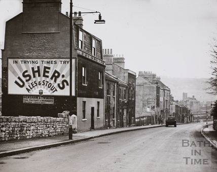 Prospect Buildings, Wells Road, Bath c.1960