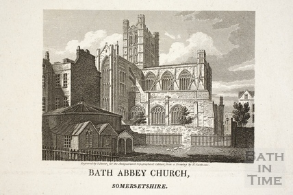 Abbey Church, Bath 1810