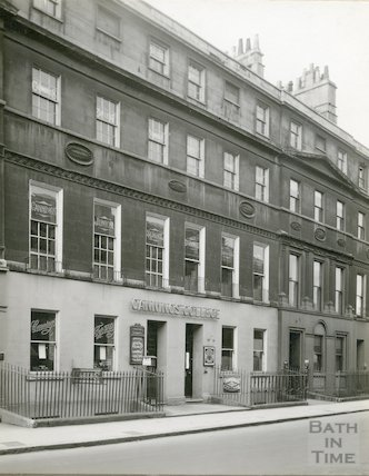 Cannings College, Northumberland Buildings, Bath, c.1930s