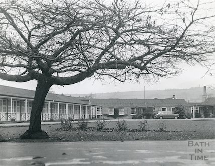 Forbes Fraser Hospital, Combe Park April, 1969