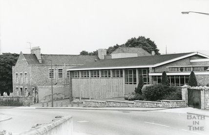 City of Bath Technical School, Bath (now Hayesfield School), c.1960s
