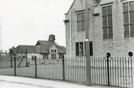West Twerton Girls School c.1960s