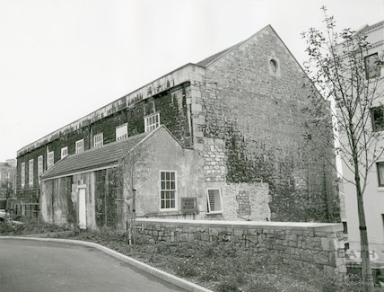 Camden Works Industrial Museum, Morford Street, 1982