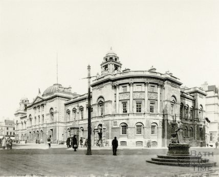Guildhall, High Street, Bath c.1930s
