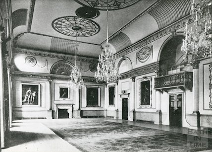 Guildhall Banqueting Room, c.1930s?