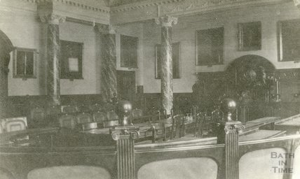 Guildhall - Council Chamber, 1911