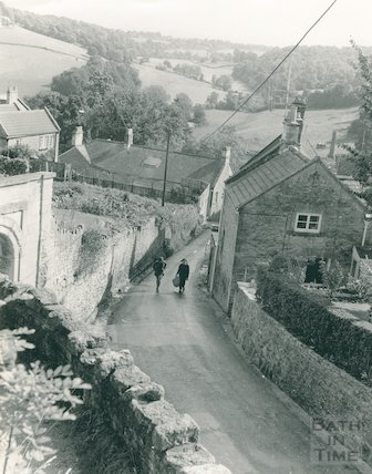 General view of Freshford, c.1970