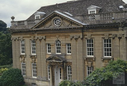 Widcombe Manor, Bath, September 1992
