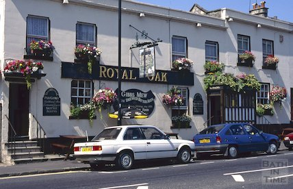 Royal Oak, Widcombe, August 1995