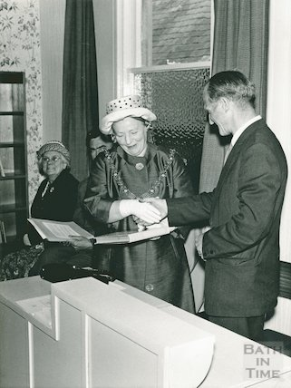 Opening of the Weston Branch Library, 1962