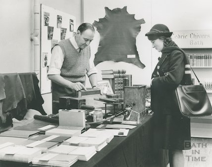 National Library Week, Moore Room Exhibition, Queen Square, 1966