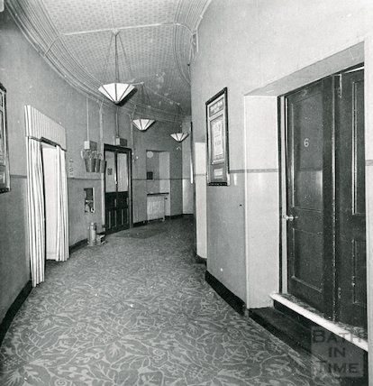 Theatre Royal Bath,  Inner Foyer, 1964