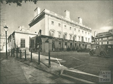 Assembly Rooms, South Side, c.1939