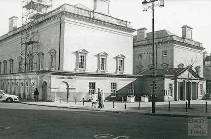 Assembly Rooms, 1987
