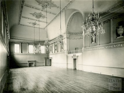 Assembly Rooms Ballroom, c.1939