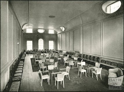 Assembly Rooms, Card Room, 1939