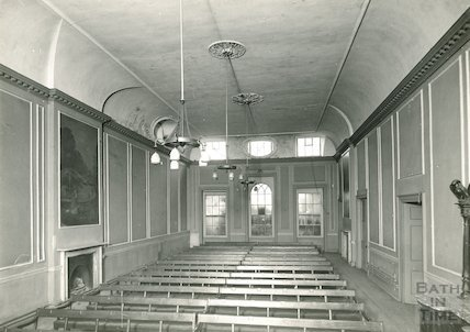 Assembly Rooms, Card Room, c.1939