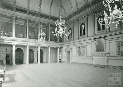 Assembly Rooms, Tea Room, c.1913