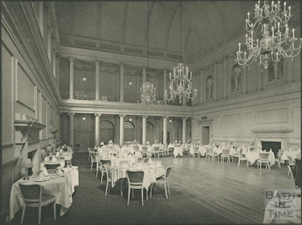 Assembly Rooms, Tea Room, c.1939