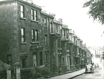 Cambridge Place, Widcombe Hill, Bath, c.1950s