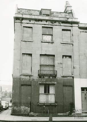 House on Philip Street, c.1960s